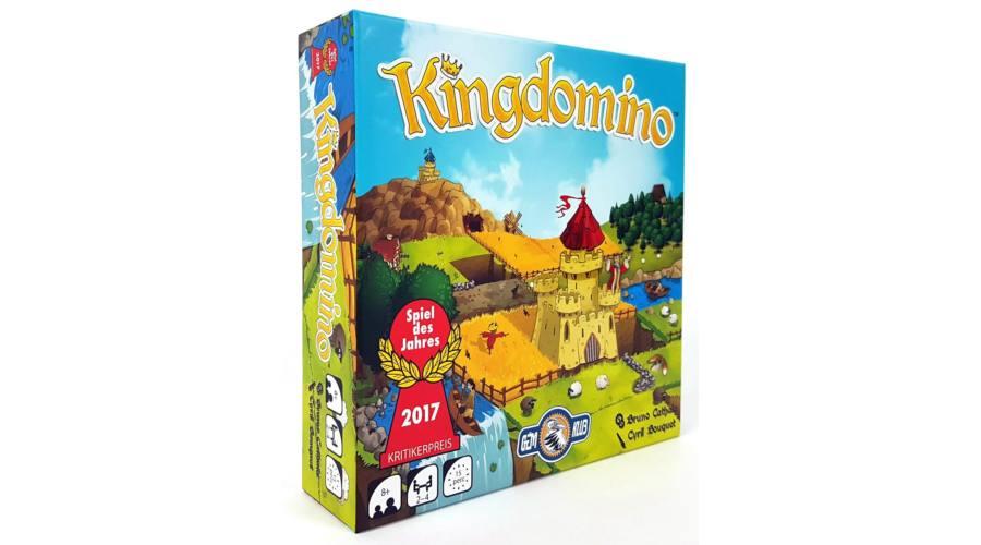 kingdomino társasjáték